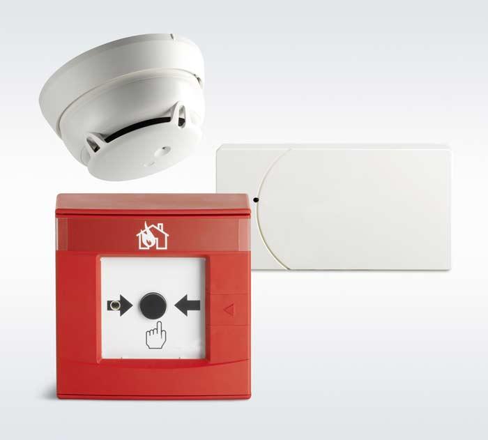 техническое обслуживание и ремонт систем пожарной и охранно пожарной сигнализации